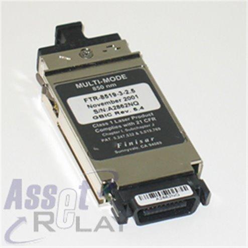 Finisar FTR-8519-3-2.5 GBIC Transceiver