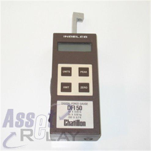 Chatillon DFI50 Digital Force Gauge