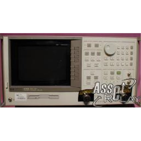 HP 8702D Lightwave Component Analyzer
