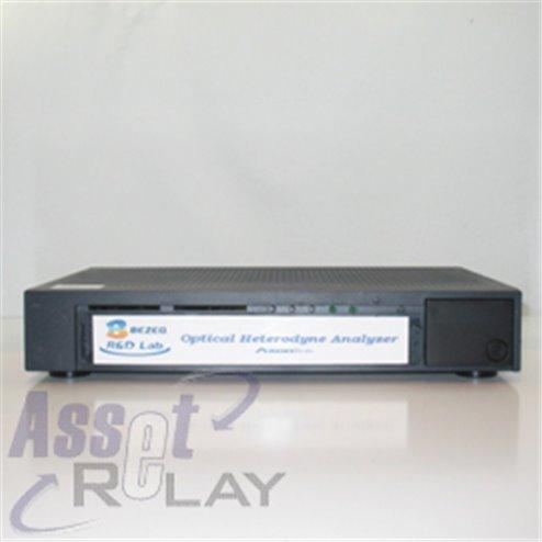Axon Optical Heterodyne Analyzer