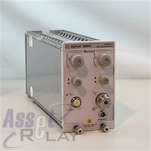 Agilent 86101A opt202 O/E Plug-In Module