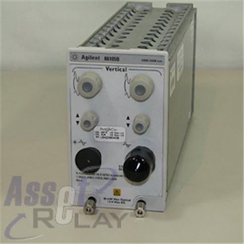 Agilent 86105B_opt103 DCA O/E Plug-in