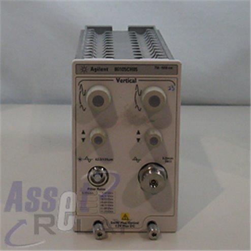 Agilent 86105C E/O Plug-in Module.