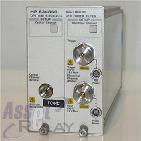 HP 83485B option 040 module for DCA