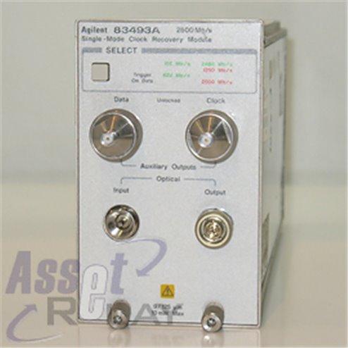 Agilent 83493A Clock Recovery Module