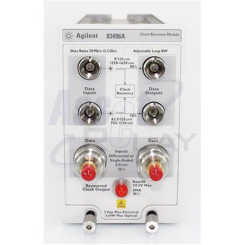 Agilent 83496A Clock-Recover Module