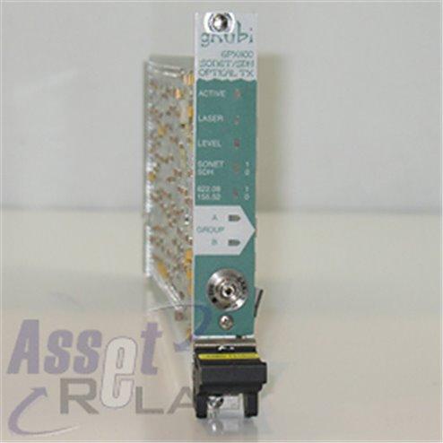 Gnubi EPX600 OC-3/12 Tx card