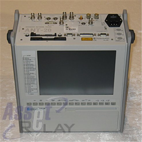 Acterna WWG ANT-20-CUS002 Network Tester