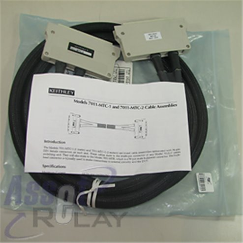 Keithley 7011-MTC-2 96 PIN DIN (F) CABLE