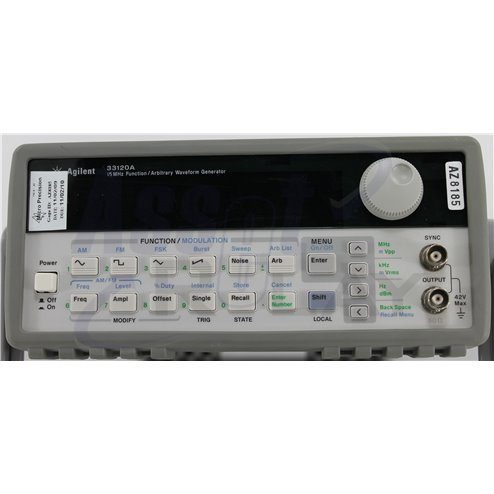 HP 33120A  Function Generator
