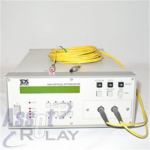 JDS HA097+20KFP3 Optical Attenuator