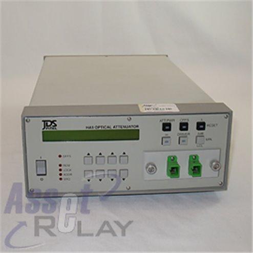 JDS HA097+20KSU1 Optical Attenuator