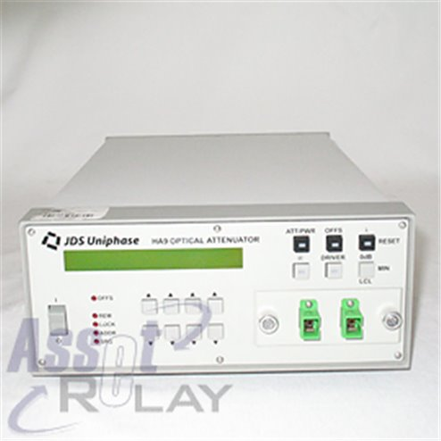 JDS HA097+10KSU1 Optical Attenuator