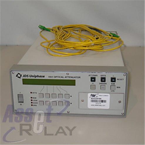 JDS HA017+20ANC4 Optical Attenuator