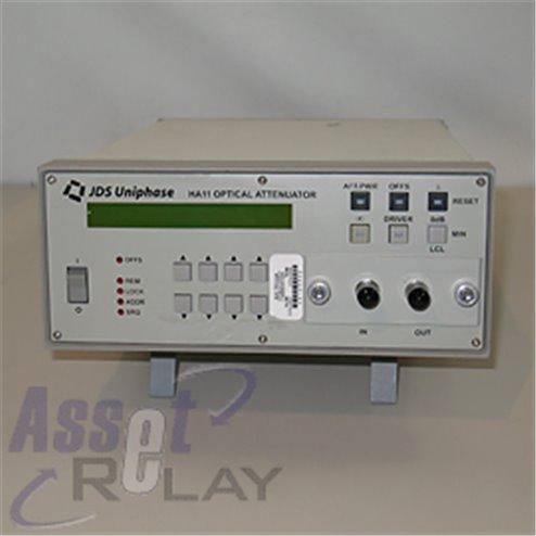 JDS HA117+20AFP1 Optical Attenuator