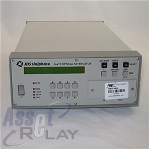 JDS HA117-20AFP2 Optical Attenuator