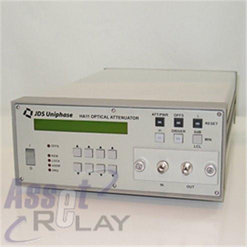 JDS HA117+20ASP1 Optical Attenuator