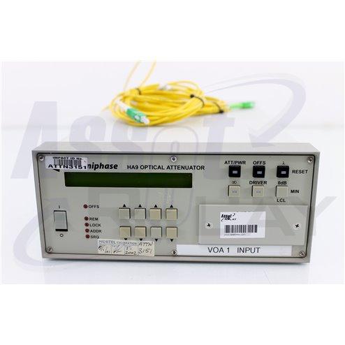 JDS HA97E-10ASU4  HA9 Optical Attenuator