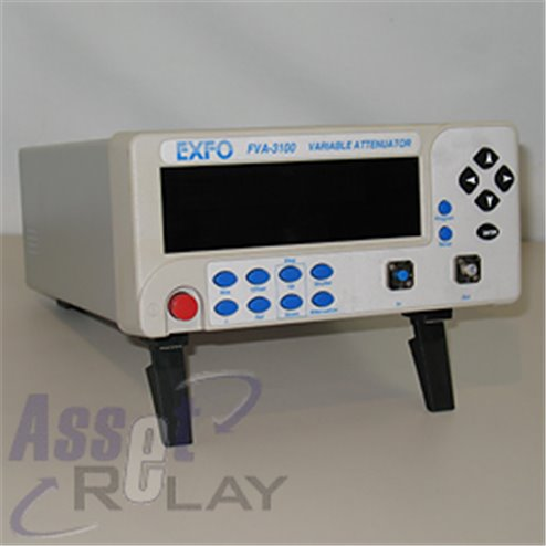 Exfo FVA-3100-BEI Variable Attenuator