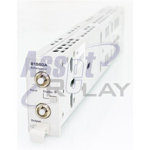 Agilent 81560A Optical Attenuator