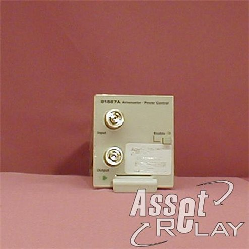 Agilent 81567A Optical Attenuator