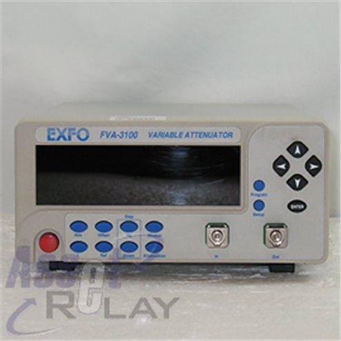 Exfo FVA-3100-D Variable Attenuator