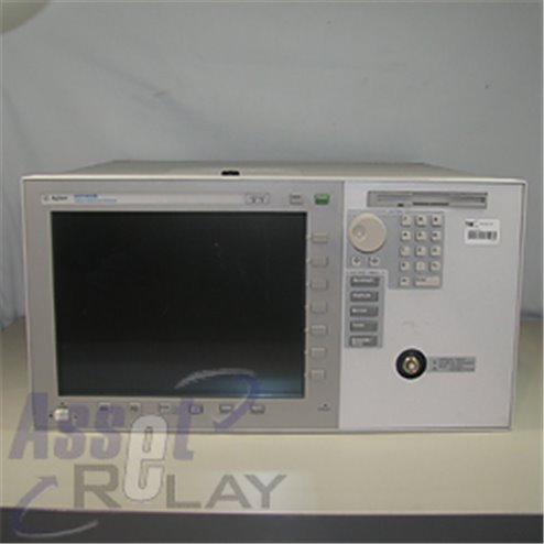 Agilent 86140B opt 025 OSA (MM 50um)