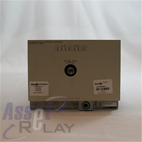 HP 70951A Optical Spectrum Analyzer