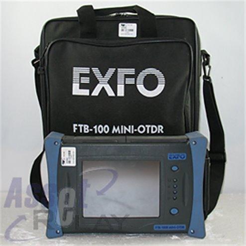 Exfo FTB-100B-D2N4 OTDR Mainframe