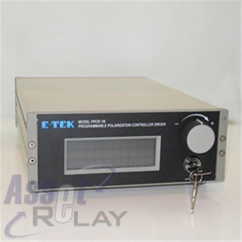 Etek FPCR-1B Polarization Controller