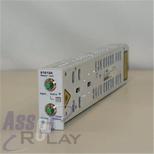 Agilent 81613A Return Loss Module