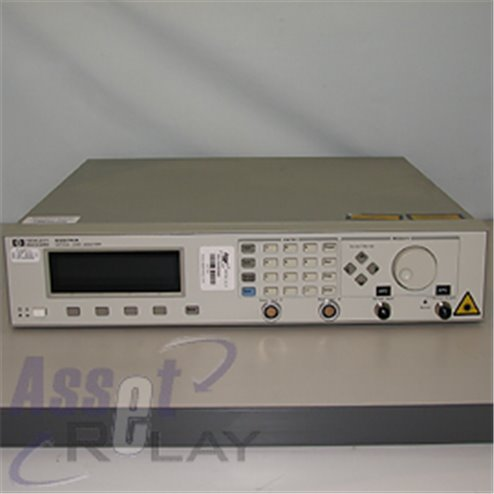HP E5574A_15_22 Optical Loss Analyzer