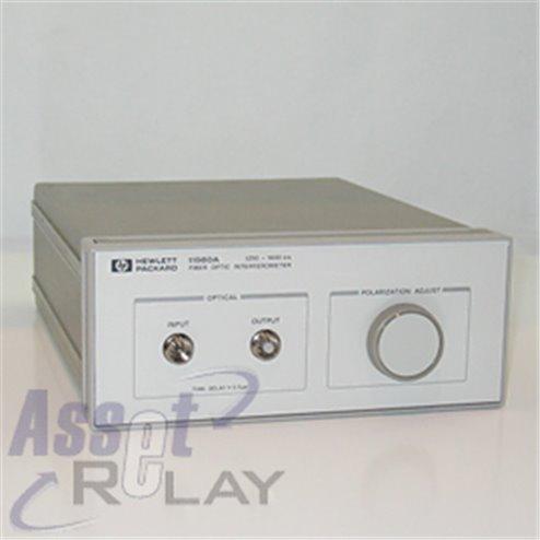 Agilent 11980A Fiber Interferometer