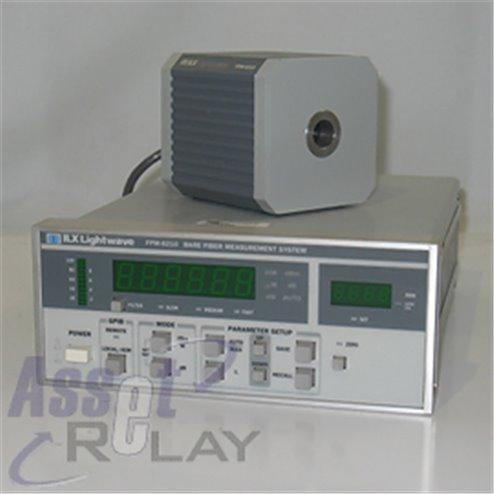 ILX FPM-8210-BF Bare Fiber Measurement S