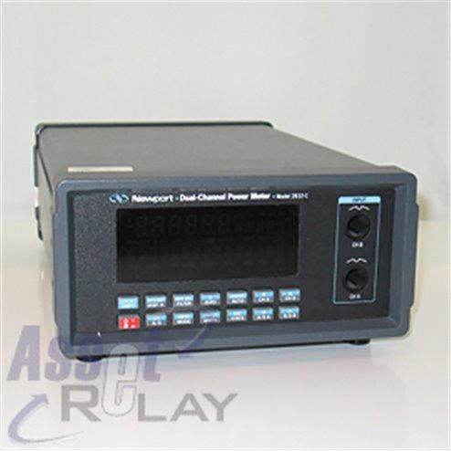 Newport 2832-C Dual Channel OPM