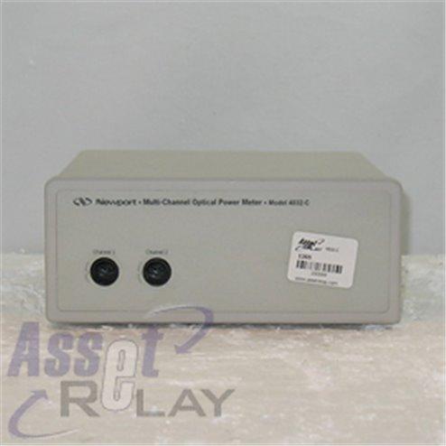 Newport 4832-C 2 Channels OPM