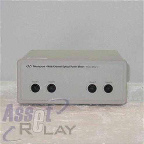 Newport 4832-C 4 Channels OPM