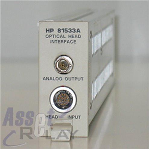 HP 81533A Optical head interface Module