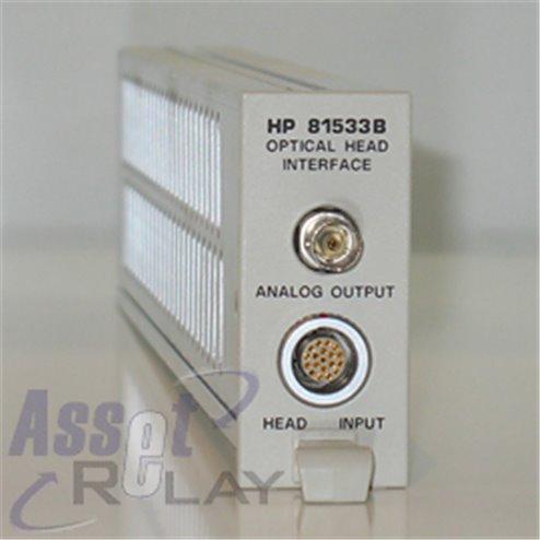 HP 81533B Optical Head Interface Module