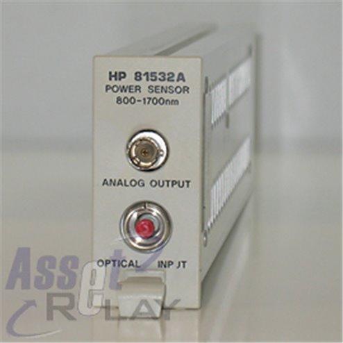 HP 81532A Optical Power Sensor