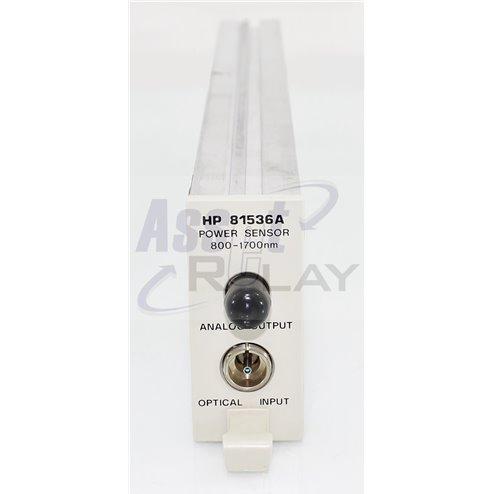 HP 81536A InGaAs Power Sensor