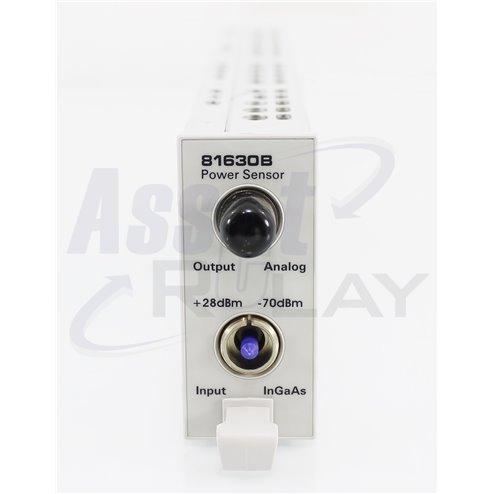 Agilent 81630B Optical Power Sensor