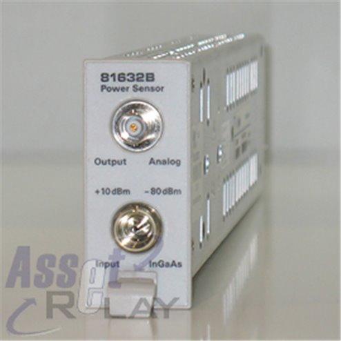 Agilent 81632B Optical Power Sensor