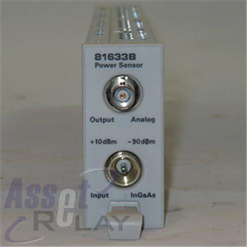 Agilent 81633B Optical Power Sensor