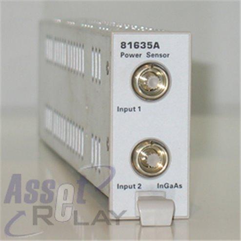 Keysight 81635A Dual InGaAs Power Sensor