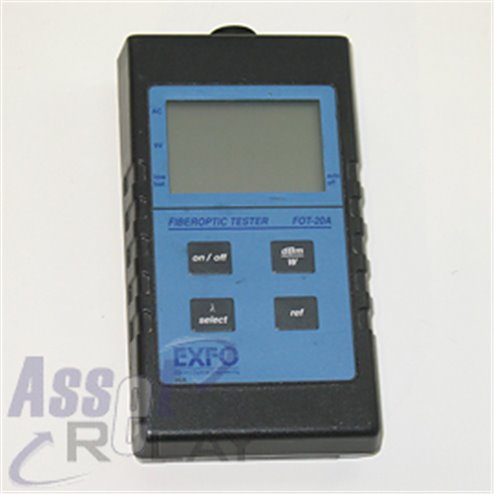 Exfo FOT-22A Optical Power Meter