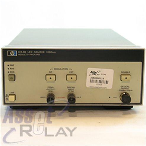 HP 8154B LED-Source 1300nm +/- 40 nm