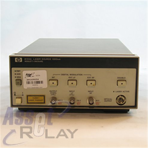 HP 8155A Laser Source 1310nm