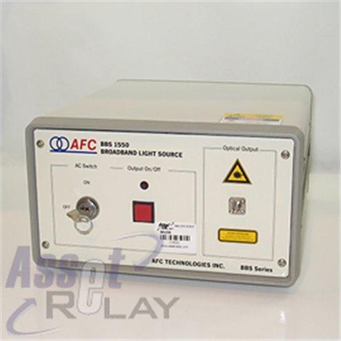 AFC BBS1550-SDB1P Broadband Laser Source