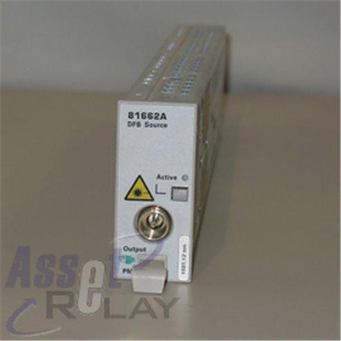 Agilent 81661A DFB 1546.92 nm, 0 dBm